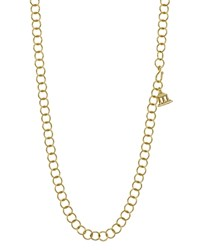 Temple St. Clair 18K Yellow Gold Chain Necklace 32