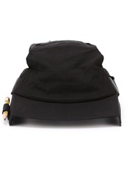 Nasir Mazhar Open Box Peak Cap Black