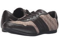 Guess Triston Light Brown Fabric Men's Shoes Multi