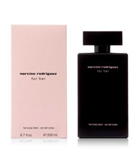 Narciso Rodriguez For Her Body Lotion Female