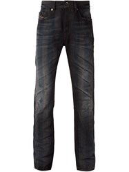 Diesel 'The Buster Stripe' Jeans Blue