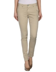 South Beach Casual Pants Beige