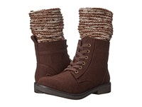Temecula Brown Joshua Women's Lace Up Boots