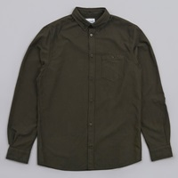 Norse Projects Anton Oxford Overdyed Shirt Roisin Green
