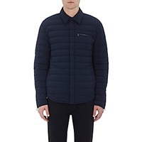 Vince. Men's Down Quilted Jacket Navy