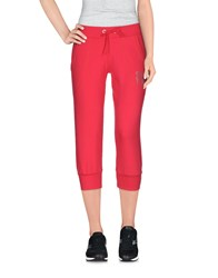 Sweet Years Trousers 3 4 Length Trousers Women Fuchsia