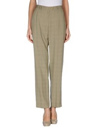 Cantarelli Casual Pants Military Green