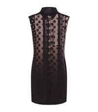 Allsaints Hartley Polka Dress Female Black