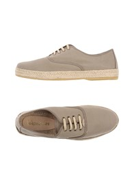 Espadrilles Footwear Espadrilles Men Dove Grey