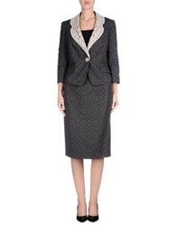Gai Mattiolo Women's Suits Steel Grey