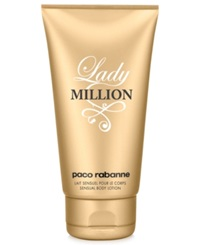 Receive A Complimentary Body Lotion With 90 Paco Rabanne Lady Million Fragrance Purchase No Color