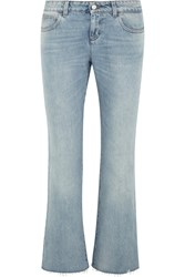 Gucci Low Rise Flared Jeans