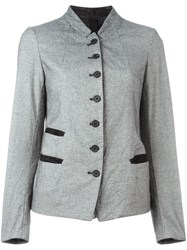 Forme D'expression Military Jacket Grey
