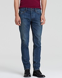 Marc By Marc Jacobs Jeans Slim Straight Fit In Indigo
