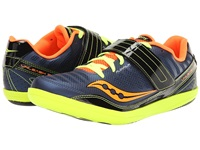 Saucony Unleash Sd Blue Citron Viziorange Men's Running Shoes