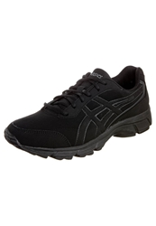 Asics Gelmission Walking Trainers Black Onyx Charcoal