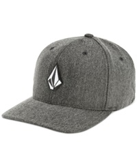 Volcom Flex Fit Heathered Logo Hat
