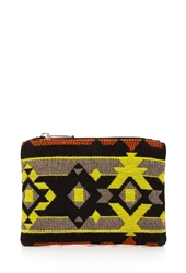 Forever 21 Southwestern Pattern Coin Purse