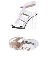 Barbara Bui Footwear Sandals Women White