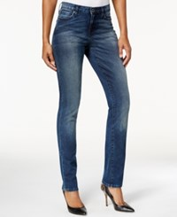 Dkny Jeans Soho Faded Skinny Kurt Wash Jeans
