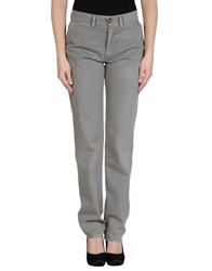Semi Couture Trousers Casual Trousers Women Grey