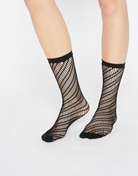 Jonathan Aston Fierce Sock Black
