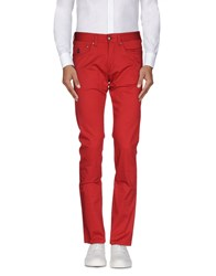 Marina Yachting Trousers Casual Trousers Men Red