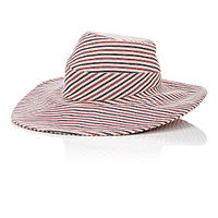 Jennifer Ouellette Women's Americana Beach Hat Red White No Color Red White No Color