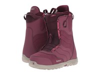 Burton Mint '17 Cabernet Women's Cold Weather Boots Burgundy