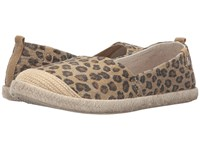 Roxy Flamenco Cheetah Print Women's Sandals Animal Print