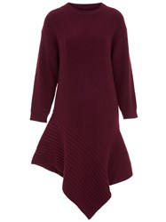 Eudon Choi Lucien Dress Red