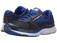 Launch 3 Anthracite Electric Brooks Blue Men's Running Shoes Black