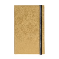 Christian Lacroix A5 Paseo Hardbound Journal Gold