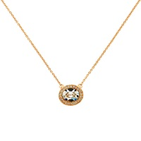 Cachet Tahira Small Pendant Rose Gold