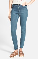 Lee Cooper 'Janie' Skinny Jeans Deep Blue Canal