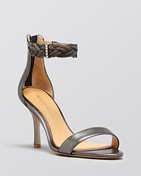 Badgley Mischka Open Toe Sandals Hawthorne High Heel