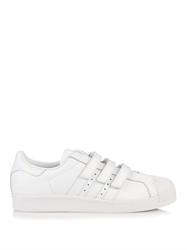 Juun.J Leather Low Top Trainers