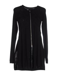 High Knitwear Cardigans Women Black