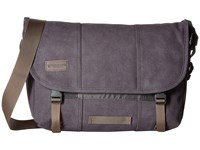 Timbuk2 Classic Messenger Bag Small Vintage Metal Messenger Bags Gray