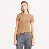 J.Crew Collection Cashmere Tee