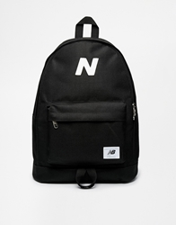 New Balance Mellow Backpack Black
