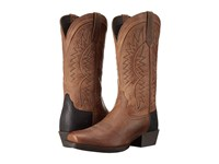 Ariat Troubadour Powder Brown Cowboy Boots
