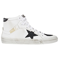 Golden Goose Distressed 2.12 Sneakers White