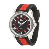 Quiksilver Red Black The Mariner Watch