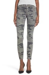 Hudson Jeans Women's 'Nico' Print Ankle Skinny Deployed Camo