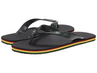 Scott Hawaii Jawaiian Black Men's Sandals