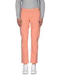 Re Hash Trousers Casual Trousers Men Salmon Pink