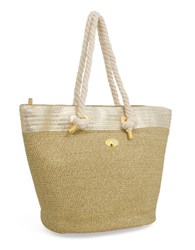 Magid Paper Straw Pocket Tote