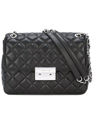 Michael Michael Kors Large 'Sloan' Shoulder Bag Black
