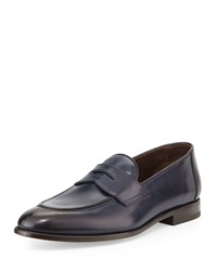 Tom Ford Hugh Leather Penny Loafer